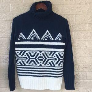 J. Crew Turtteck Sweater Xxs